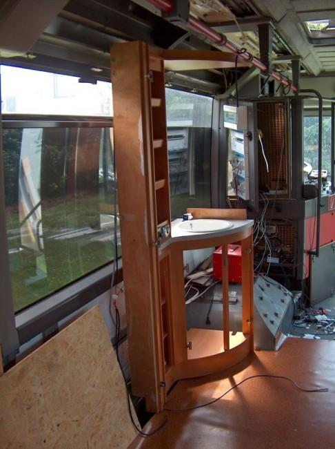 Re рейсовый автобус в кемпер