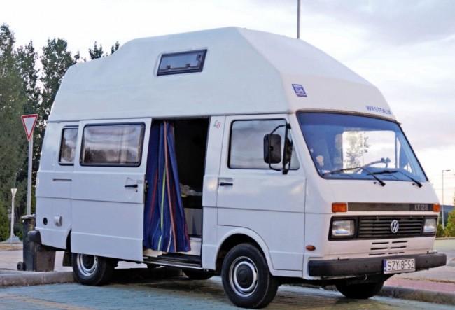 Klub miłośników turystyki kamperowej  CamperTeam